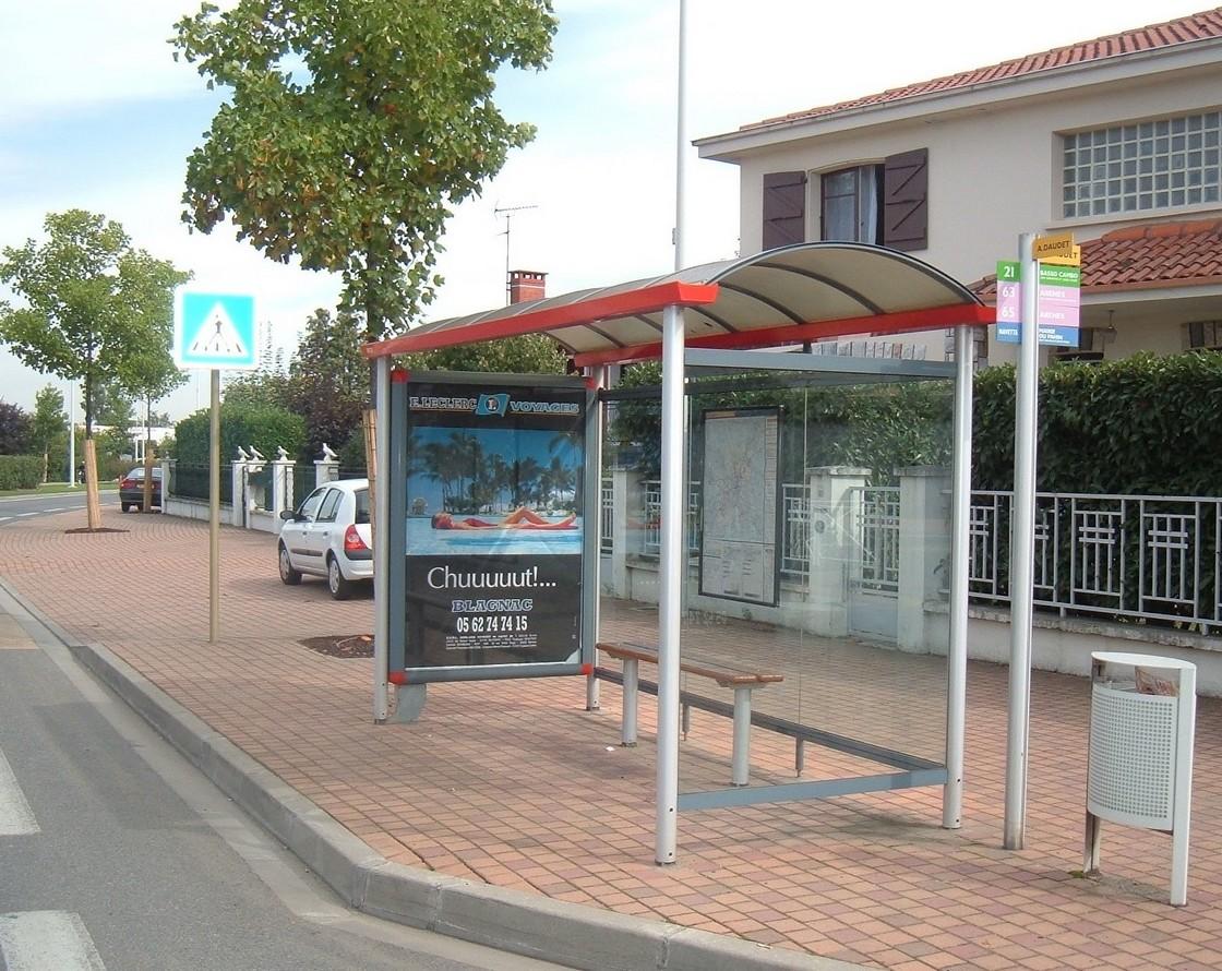 Parada de autobús Séduction