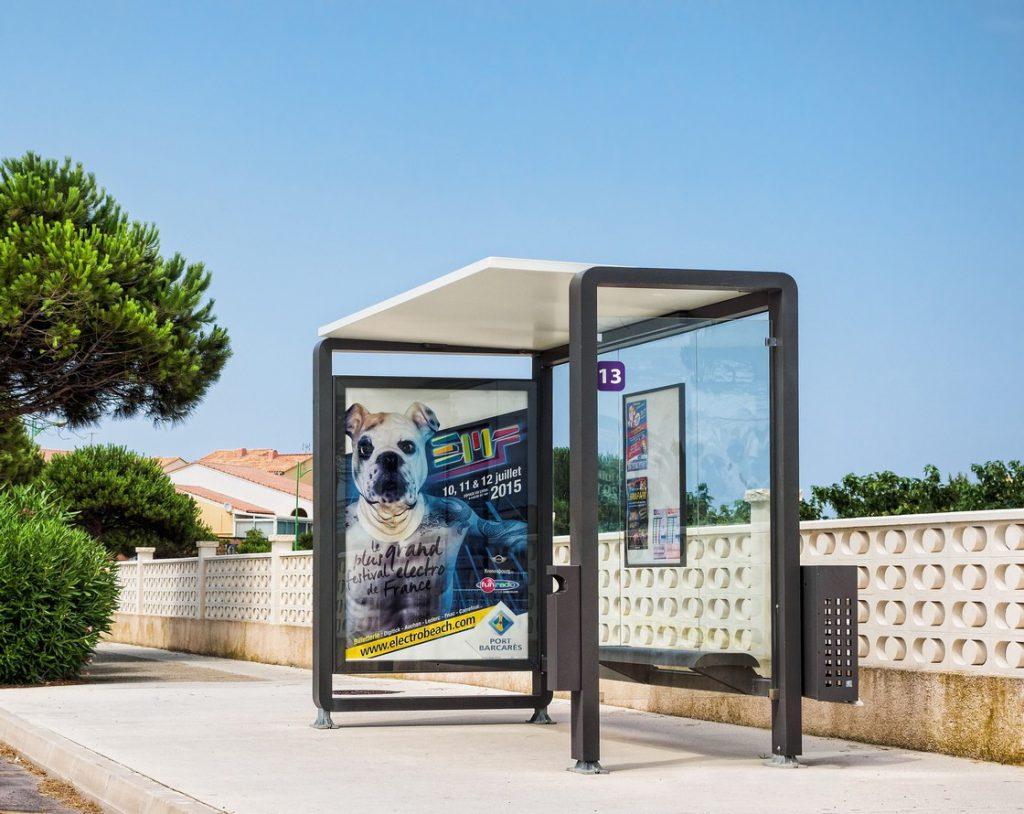 Parada de Autobús Levit