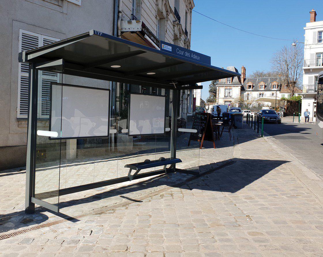 Parada de Autobús Meltin