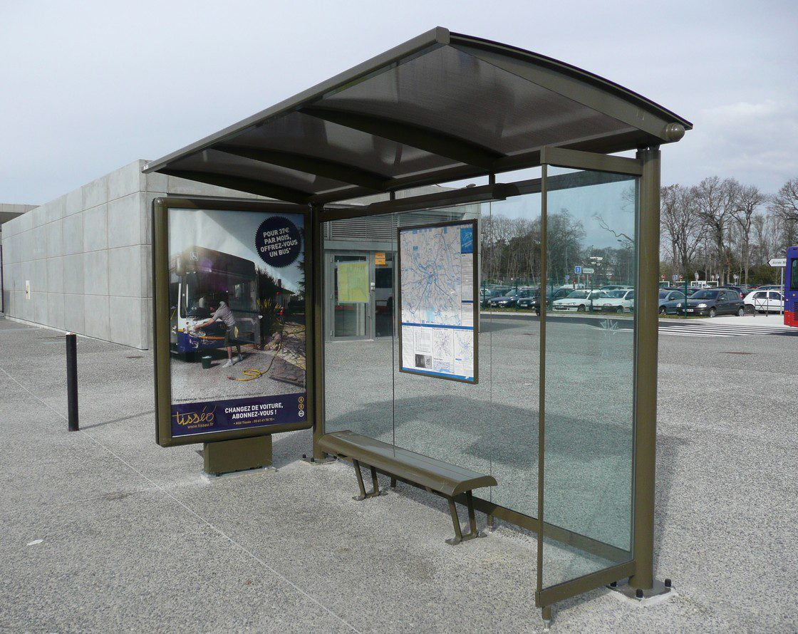 Parada de Autobús New Edge